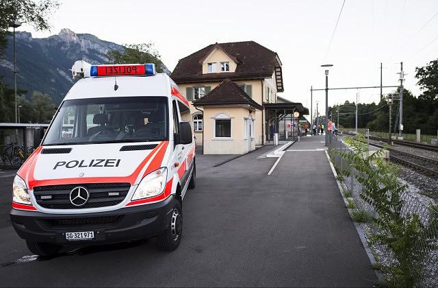 ВШвейцарии скончалась одна изжертв нападения напоезд