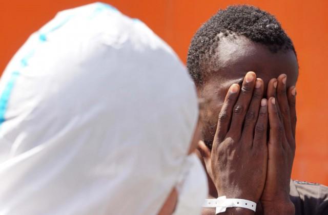10 человек пострадали врезультате сильного возгорания влагере беженцев вГермании
