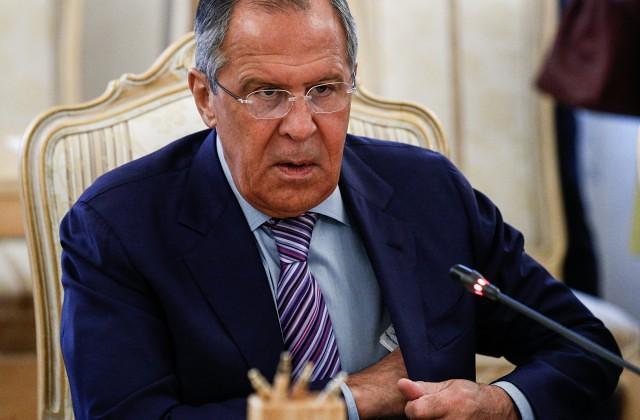 Совет Россия-НАТО заморожен— Сергей Лавров