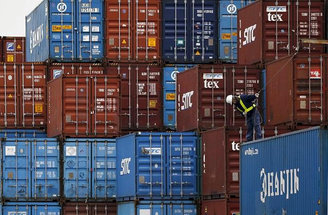 Грузооборот Лиепайского порта засемь месяцев уменьшился на1,5%