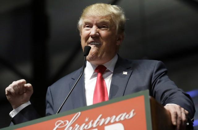 Трамп нестал объяснять встречу с североамериканскими разведчиками