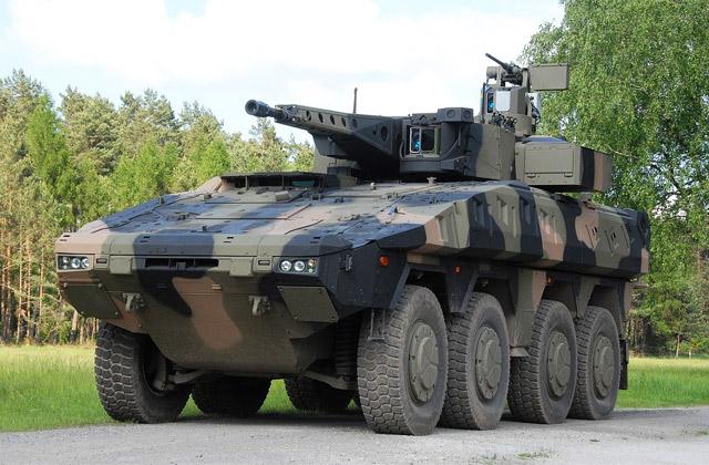 Литва покупает немецкую бронетехнику за386млневро