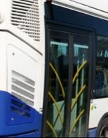 Тяжелая авария на на ул. Бривибас: виновен водитель троллейбуса