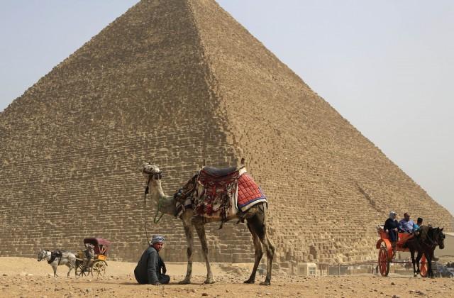 Неменее 200 египетских отелей закрылись из-за отсутствия туристов