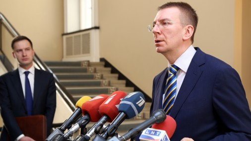Ринкевич: посольство США обещало внести коррективы в общение на русском языке