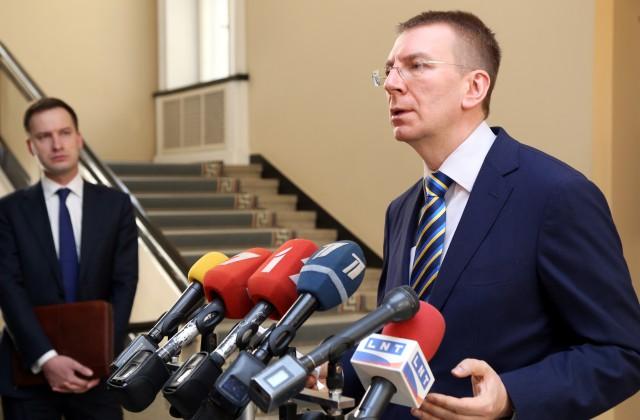Руководитель МИД Латвии дал установку посольству США необщаться по-русски
