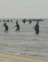 СМИ показали морской десант ДНР