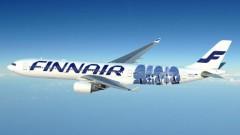 Командир воздушного судна Finnair увидел в небе пугающую картину