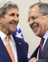 Завершились 12-часовые переговоры Лаврова и Керри