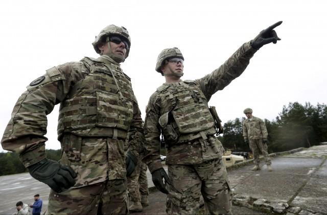 Американские военные заблудились вевропейских странах
