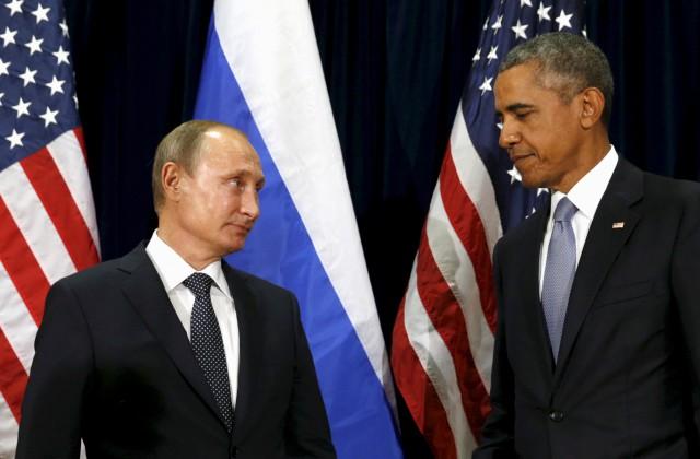 Песков: Встреча В.Путина иОбамы насаммите G20 пока несогласована