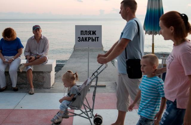 Туристы пожаловались Путину наужасающую санитарную обстановку накурортах Черного моря