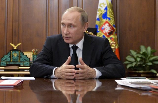 «Скажу без шуток»: Путин ответил навопрос американского репортера опередаче Калининграда
