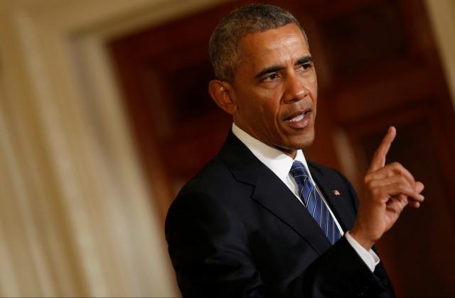Обама попросил КНР «неиграть мускулами»