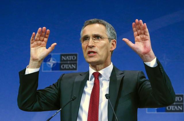 Лещенко объявил, что украинская власть не желает вступать вНАТО