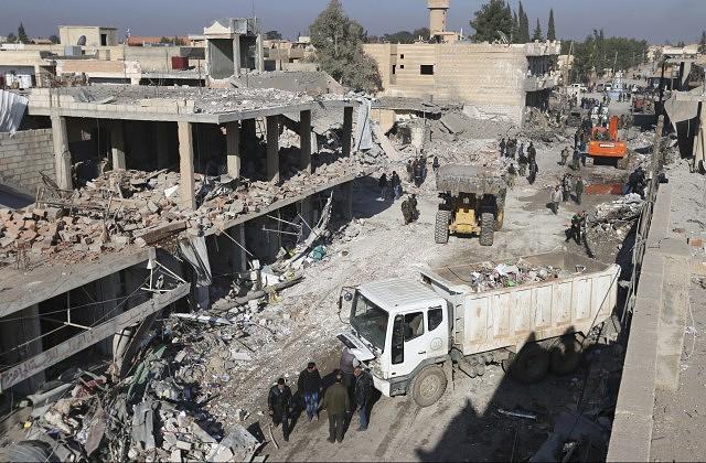 ВСирии при авиаударе ликвидированы два лидера боевиков «Армии завоевания»