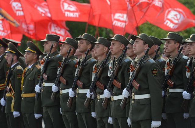 Непризнанная Приднестровская молдавская республика сообщила ожелании присоединиться кРФ