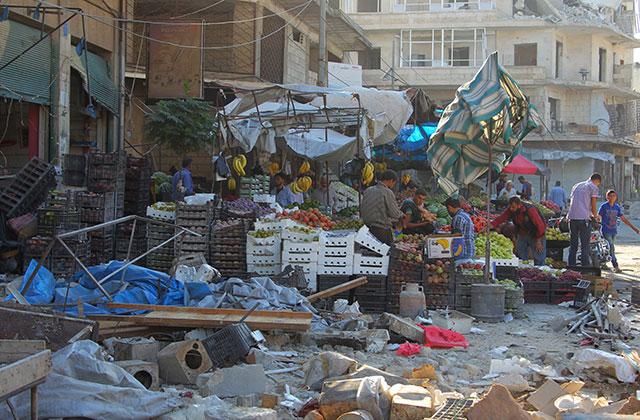 ВСирии отавиаударов погибли десятки гражданских перед началом перемирия