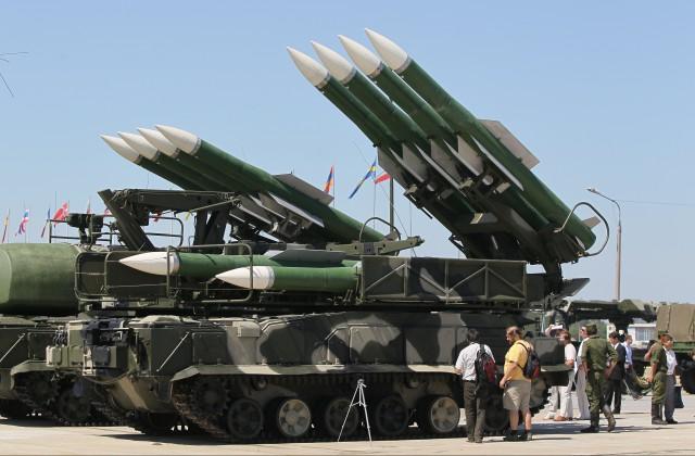 Россия раскрыла сведения оракетах «Бук» для расследования поMH-17