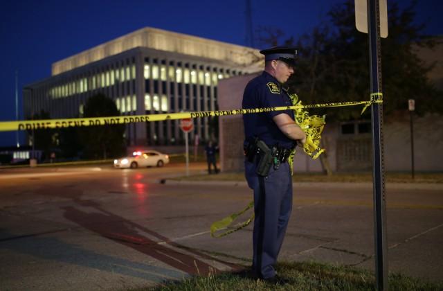 ВСША полицейские убили подростка сигрушечным пистолетом