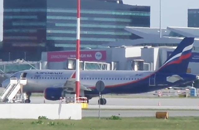 Рейс изВаршавы несмог вылететь в столицу из-за столкновения ваэропорту