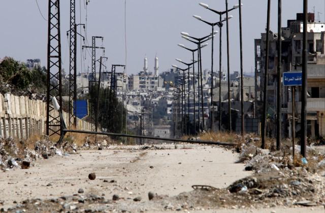 Сирия объявила овыходе изрежима прекращения огня