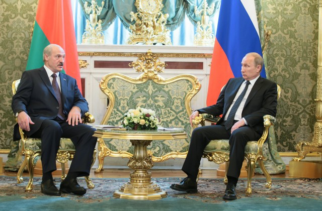 Александр Лукашенко призвал РФ определиться сбудущим интеграционных проектов