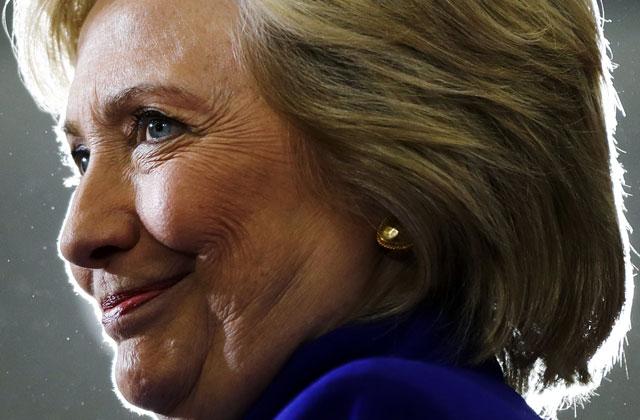 Хиллари Клинтон забыла в Российской Федерации секретный документ