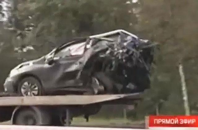 НаЯрославском шоссе погибли 4 человека