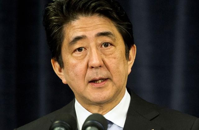 Японский премьер предрек триумф врешении территориального вопроса сРоссией