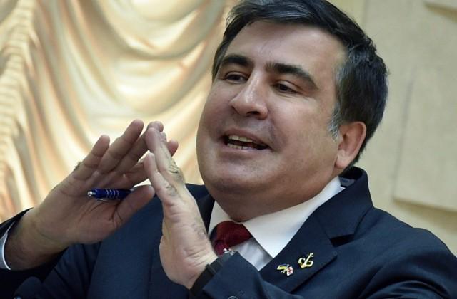 Саакашвили обвинили внамерении дестабилизировать ситуацию вГрузии