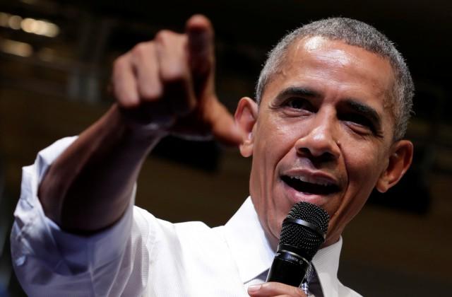 Обама признался, что завремя работы президентом стал множество сквернословить