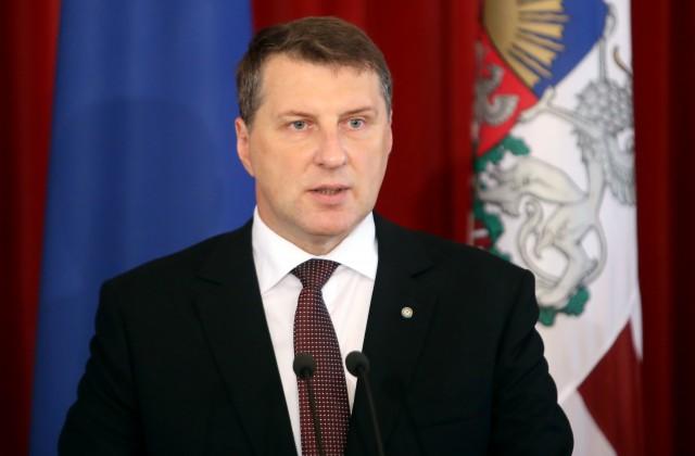 Все-таки возможно, латышами стоит записывать нетолько лишь потомственных латышей— Президент Латвии
