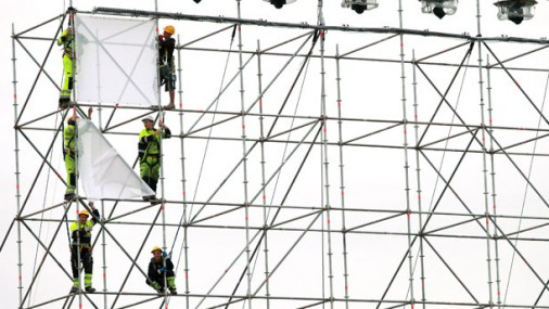 Работа не волк: Латвийские строители погибают в среду