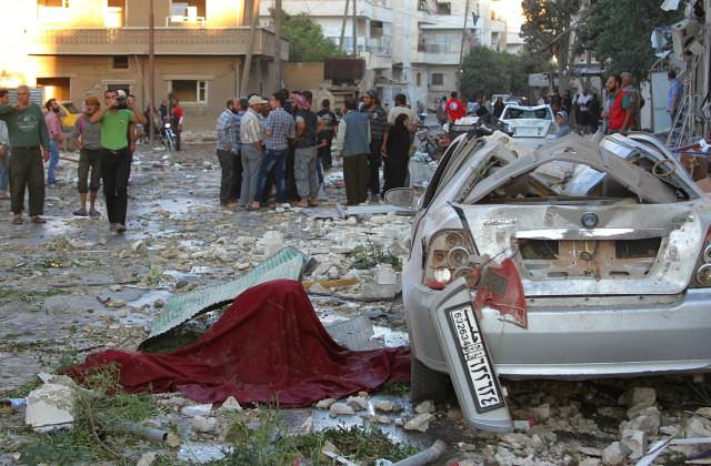 Терпение США вдискуссиях поСирии «подошло кконцу»— Белый дом