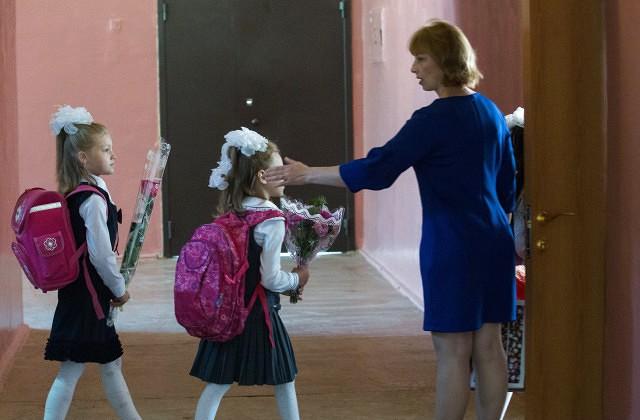 ВЛатвии будут увольнять нелояльных учителей и начальников школ