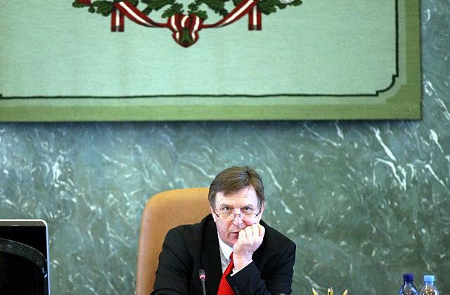 Премьер Латвии— Рустаму Минниханову: «Мы смотрим заразвитием Татарстана»