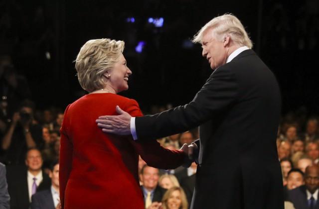 Президентская гонка вСША. Трамп обходит Клинтон