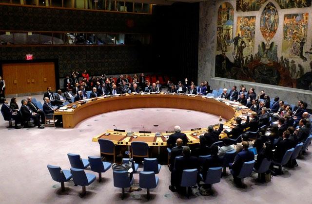 Украина отреагировала наотказРФ голосовать зарезолюцию Совбеза ООН поАлеппо