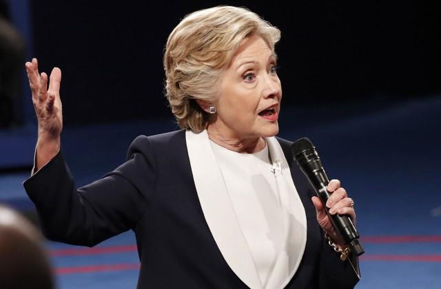 Уполномоченный Клинтон «послал» Трампа