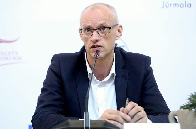 Главы города Юрмалы Гатиса Труксниса отправили вотставку