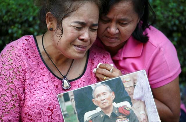 Тайский парламент вопреки закону непредложил принцу занять престол