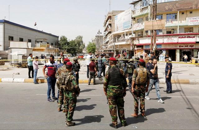 Число погибших превысило 40— Теракт вБагдаде