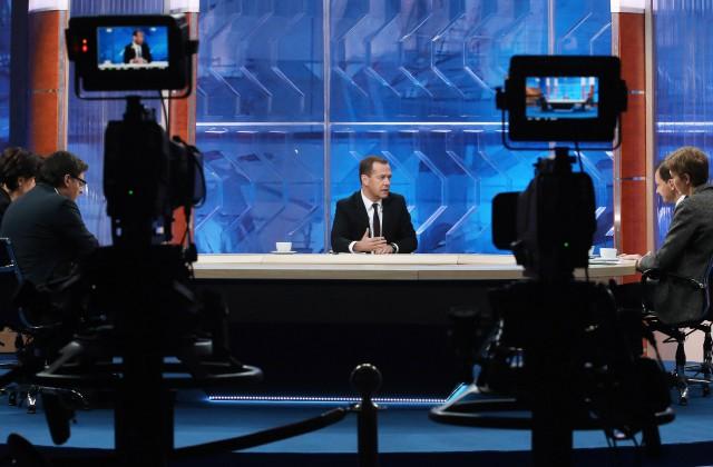 Неменее половины граждан России недоверяют СМИ— Социологи