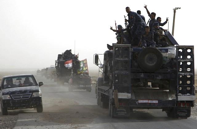 США начали наступление наИГИЛ вИраке,— Anadolu