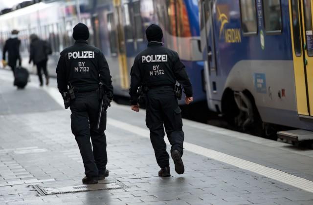 ВГермании «гражданин Рейха» подстрелил четверых полицейских