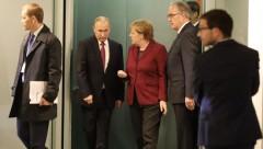 Подробности «нормандской» встречи: рука Путина и Порошенко «в углу»