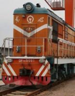 Из Китая в Ригу выехал первый тестовый поезд