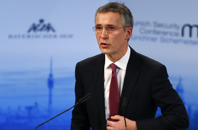ВНАТО утверждают, что РФ направила «весь Северный флот» вСирию