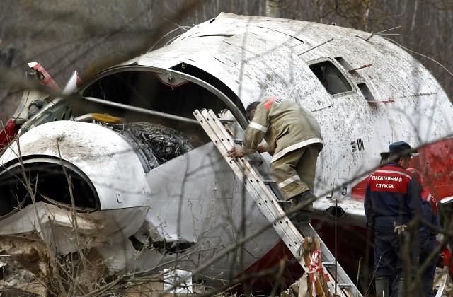 Смерть самолета Качиньского: вгромком деле появилось видео сПутиным
